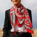 Gran Coclé Empire Silk Scarf image