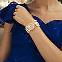 Pearl & Quartz Bracelet image