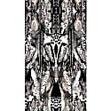 Beetle Shell & Lizards Large Scarf image