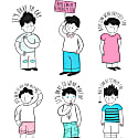 Boys Can Be Feminists Print image