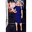 Jayne Dress Navy Crepe image