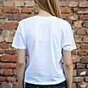 Sustain Me Vegan T-Shirt In White image