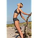 Scoop Bikini Top - Maya - Stone Black image
