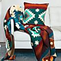 Plaid Native Turquoise image