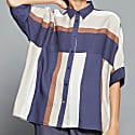 Multicolour Wide Shirt image
