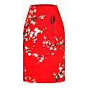 Emma Skirt Blossom Red image