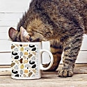 Purrball Cat Mug image