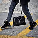 Chiara Black Leather image