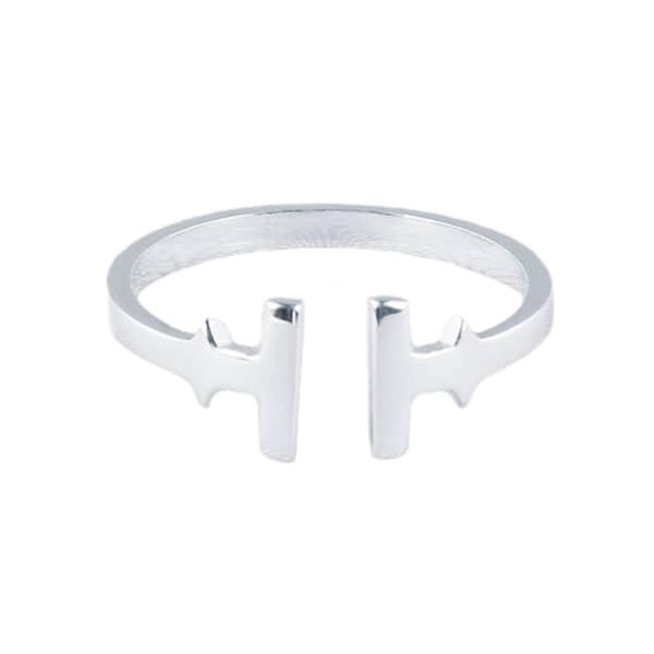 Ikon Ring Silver