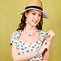 Rose Quartz With Baroque & Tourmaline Short Necklace image