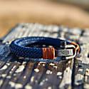 Waimea Cotton Bracelet in Blue image