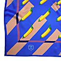 Bananas Silk Scarf image