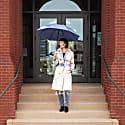 Small Umbrella: Wallingford Slate Blue image