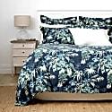 Shangri La Organic Cotton Oxford Pillowcase Set image