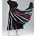 Off Shoulder Panelled Dress image