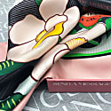 Bloom With Grace - Dusky Pink & Forest Green image