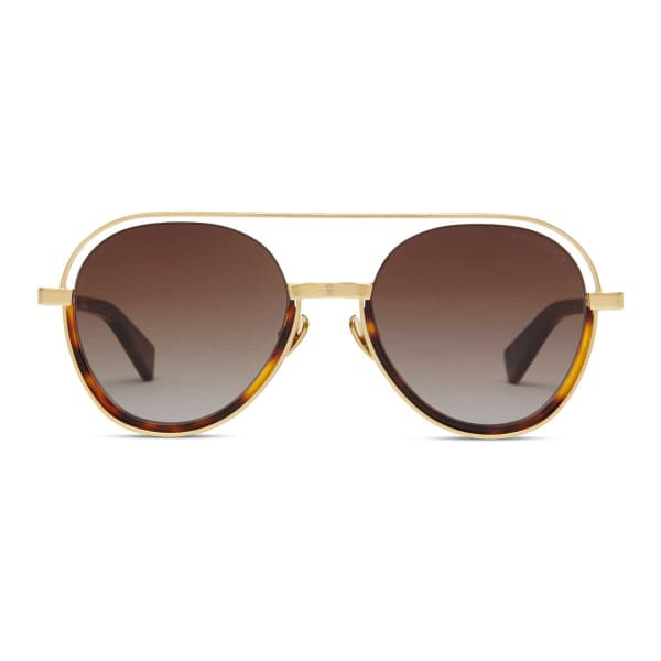 OLIVER GOLDSMITH The 2010'S Polished Yellow Gold