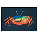 Crab Tea Towel image