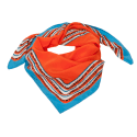 Catalan Pepper Red Scarf image