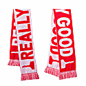 David Shrigley Really Good Football Scarf image