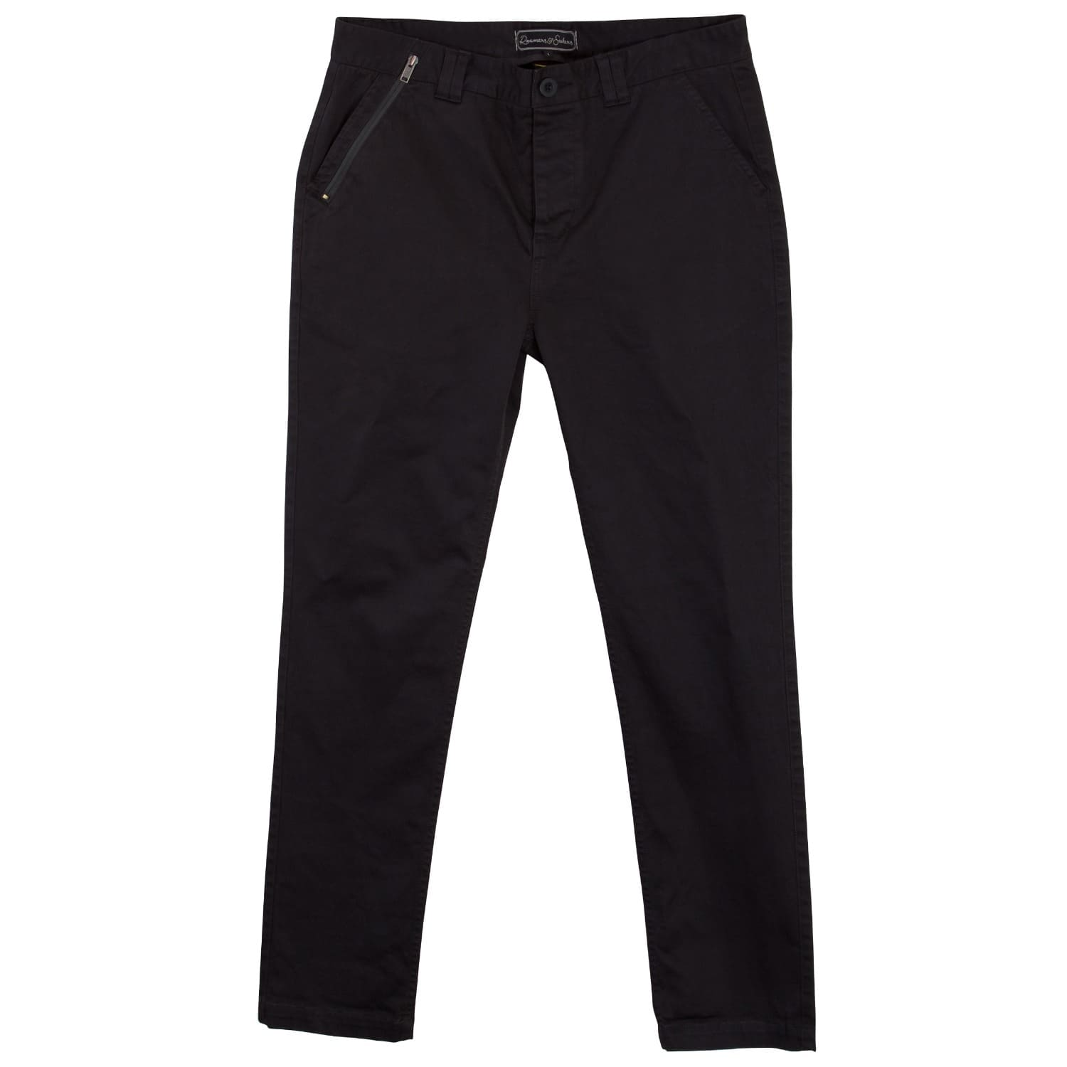 393c57ce0 Only Black Chinos by Roamers & Seekers
