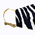Adjustable Zebra Lightweight Mask image