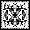 The Mysterious Magpie Scarf image