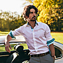 Oxford White Luo Shirt image