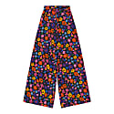 Rudas Palazzo Trousers In Doodle Flower image