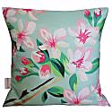 Flowers Silk Cushion image