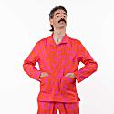 Big Ez Hot Pink Organic Cotton Pyjama Jacket image
