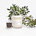 Sandalwood & Black Pepper Luxury Soy Candle image
