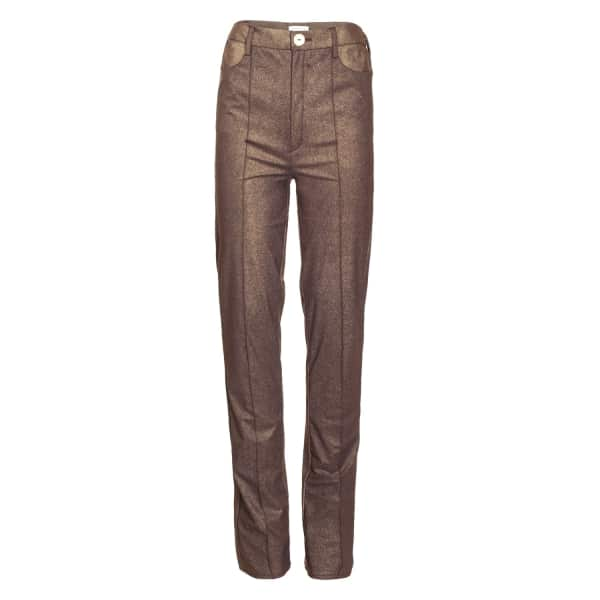 JIRI KALFAR Bronze Trousers