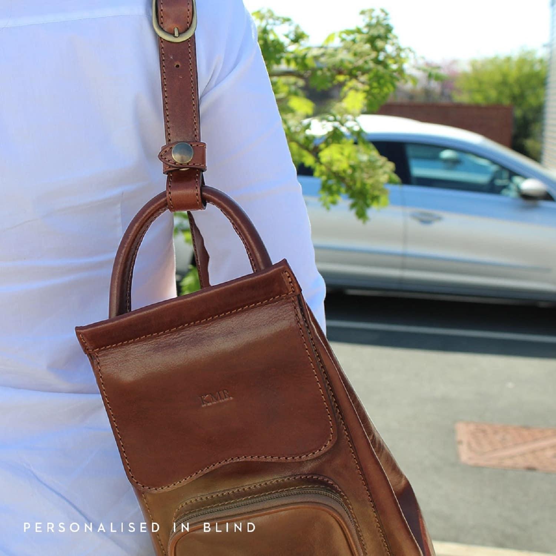 ec281fe3f3 Luxury Leather Backpack Purse- Fenix Toulouse Handball