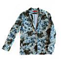 Crystal Blotchy Cotton Blazer image