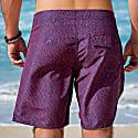 Goloritze Beach Shorts - Navy & Red image