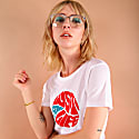 Lust For Life Retro Slogan T-Shirt image