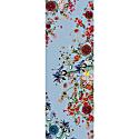 Iris - Soft Blue Wool Silk image