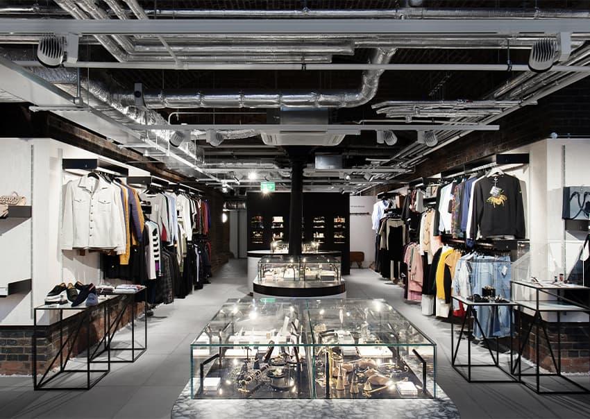 small clothes shop interior design ideas indianapolis