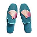 Women Classic Handmade Slipper - Blue image