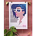 80'S Aesthetic Print image