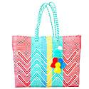 Lolita Recycled Plastic Beach Bag Echa image