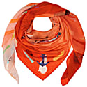 Large Square Scarf Lost Souls  image
