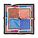 Rythmic Red Scarf L image