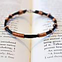 Affinity Bracelet - Organic Plant Fibre & Copper image