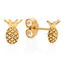 Pineapple Stud Earrings image