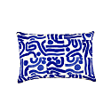 Ocean Yves Klein Blue Cushion image