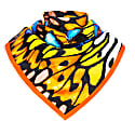 Scarf Yellow Butterfly image
