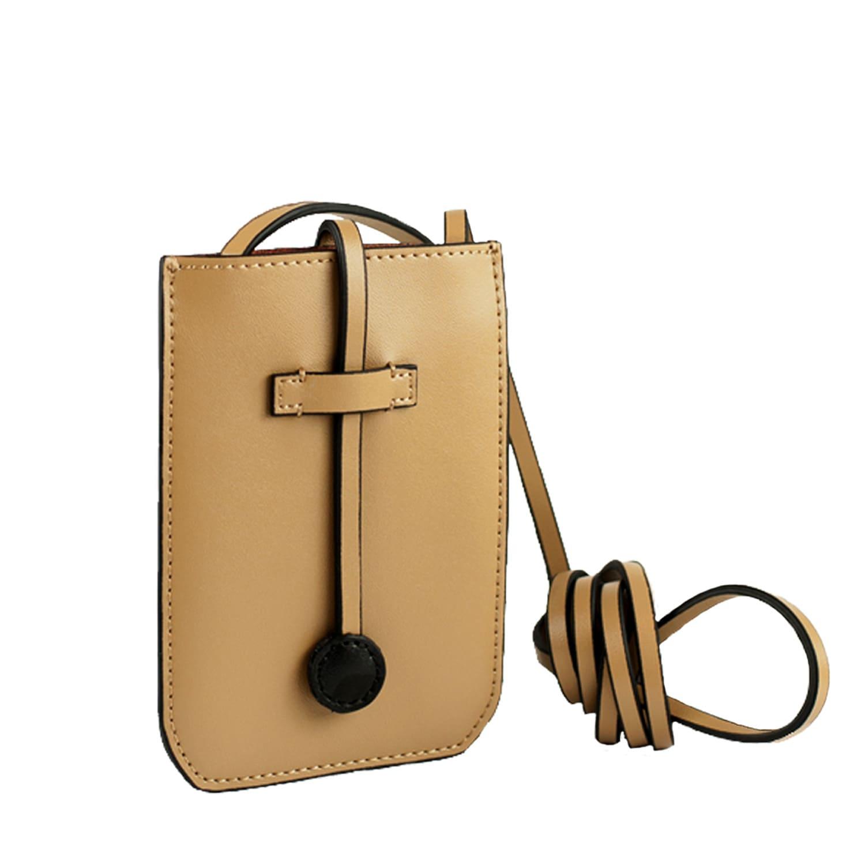501730ce923d Cambridge Leather Phone Crossbody Bag Taupe