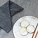 Japanese Chambray Napkins, Set Of 4 image